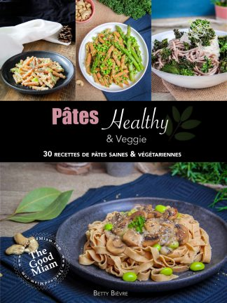 eBook Pates healthy Couverture
