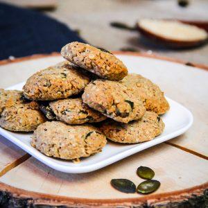 cookies apero vegan